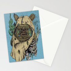 Zombwok Stationery Cards