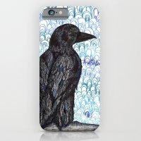 Black Bird iPhone 6 Slim Case