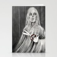 La Mort / Death Stationery Cards