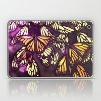 The Monarch (variation) Laptop & iPad Skin