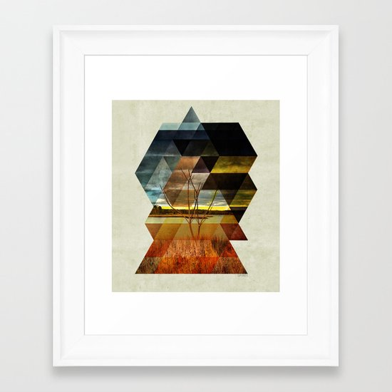 rmyx^gyld^stylk Framed Art Print