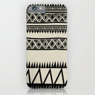 MALOU ZEBRA iPhone 6 Slim Case