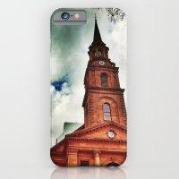Red Church iPhone 6 Slim Case