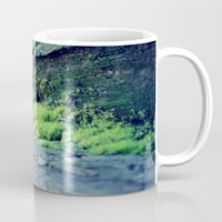 Moss on the Logs Mug