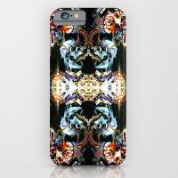 iPhone & iPod Case featuring Golden Death by HarisRashid
