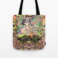 Luminous for a Moment Tote Bag