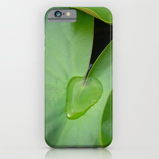 lily pad III iPhone & iPod Case