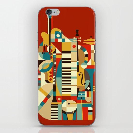 Jazz Fusion iPhone & iPod Skin