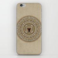 Fettalpohualli iPhone & iPod Skin
