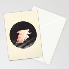 Terrestrial Locomotion Stationery Cards