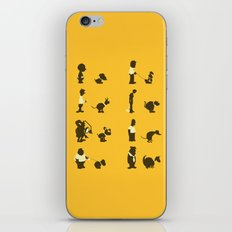 Please Pick Up After You… iPhone & iPod Skin