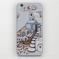 Santorini iPhone & iPod Skin