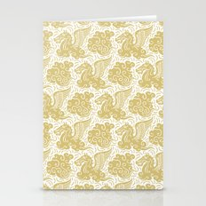 Pegasus Pattern 5 Stationery Cards