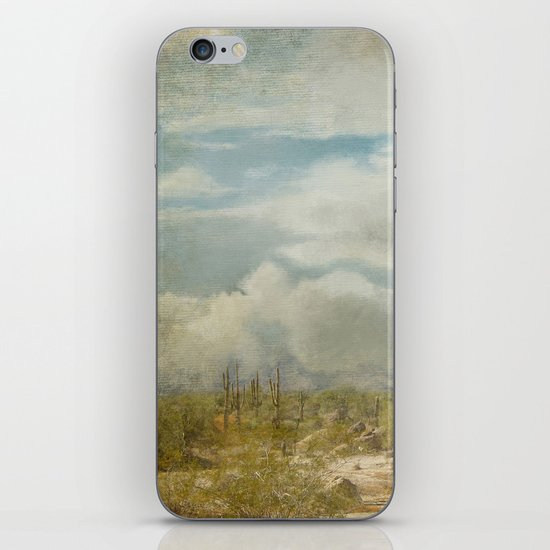 Desert Sky  iPhone & iPod Skin