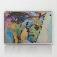 Horse Study Laptop & iPad Skin
