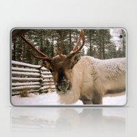 Adorable In The Arctic Laptop & iPad Skin