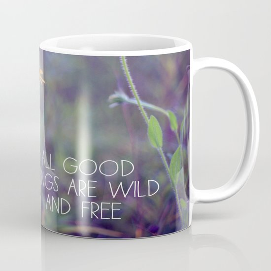 All Good Things (Daisy) Mug