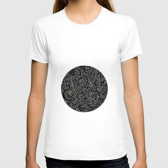 - burnt - T-shirt