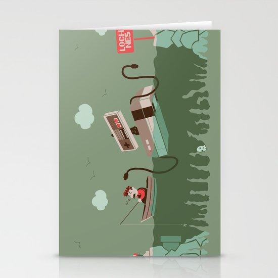 Loch NES V.2 Stationery Card