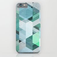 iPhone & iPod Case featuring Nordic Combination 22 by Mareike Böhmer Graphics