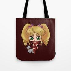 Chibi Tiara Tote Bag