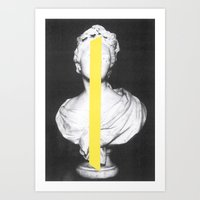Art Print featuring Corpsica 6 by Chad Wys