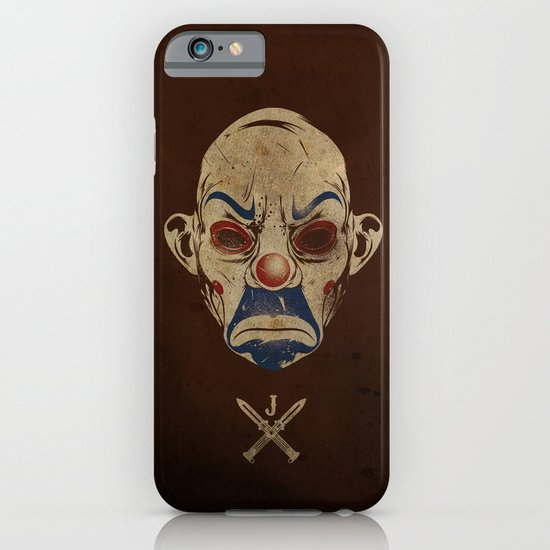 Stranger iPhone & iPod Case