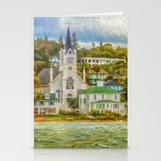 Along The Shore Stationery Cards