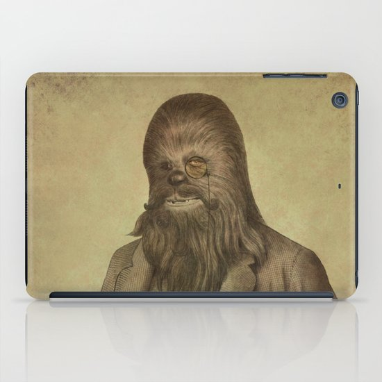 Chancellor Chewman  iPad Case