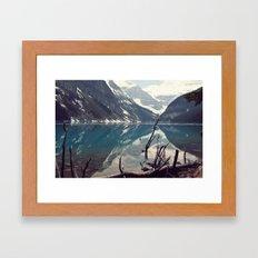Fallen, but not Forever Framed Art Print