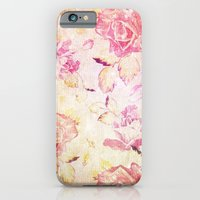 VINTAGE FLOWERS IX - for iphone iPhone 6 Slim Case