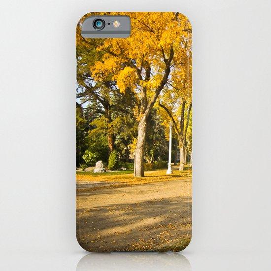 Autumn ... iPhone & iPod Case