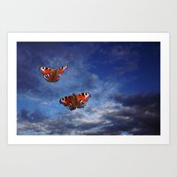 Free to Fly Art Print