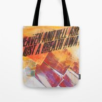 HEAVEN & HELL Tote Bag