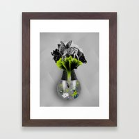 There's Ecology In Every… Framed Art Print