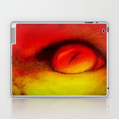 Eye of feline Laptop & iPad Skin