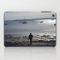 Walk on the Beach iPad Case