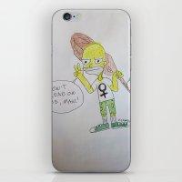 Bootleg Series: Meggie S… iPhone & iPod Skin