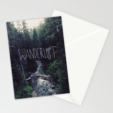 Wanderlust: Rainier Creek Stationery Cards