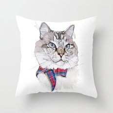 Mitzy Throw Pillow