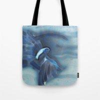 Moon Faerie Tote Bag