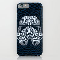 Storm and radiation iPhone 6 Slim Case