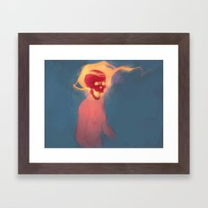 avantgarde Framed Art Print