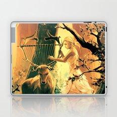 Feral Strings Laptop & iPad Skin