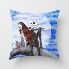 Something in the Wind... Throw Pillow