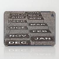 Calendar Walk iPad Case