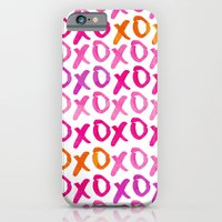 iPhone & iPod Case featuring XOXO by Sara Berrenson