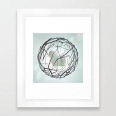 Day 0022 /// Holdr Framed Art Print