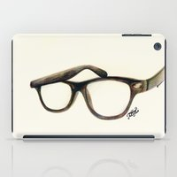 Hipster's Paradox iPad Case