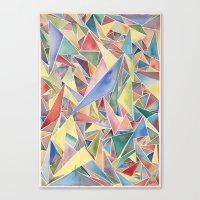 Perfection Isn't Necessa… Canvas Print
